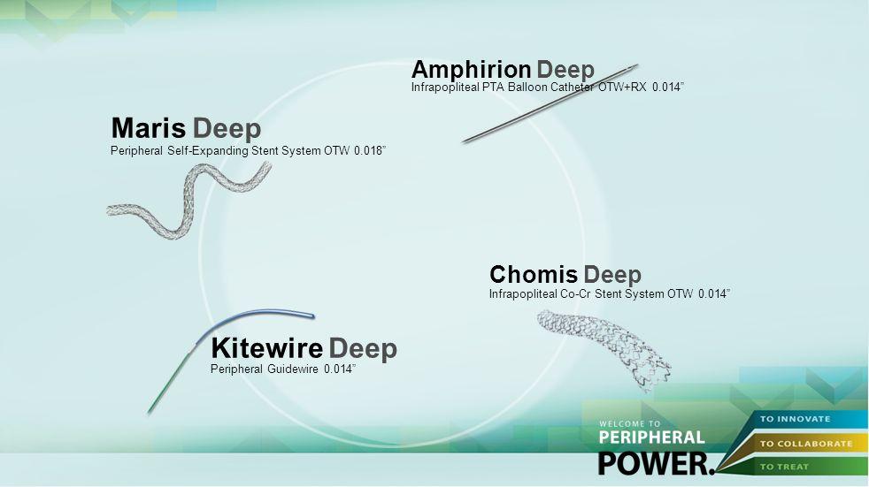 Maris Deep Kitewire Deep Amphirion Deep Chomis Deep