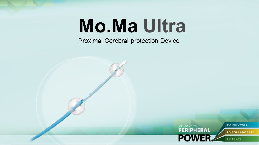 Mo.Ma Ultra Proximal Cerebral protection Device