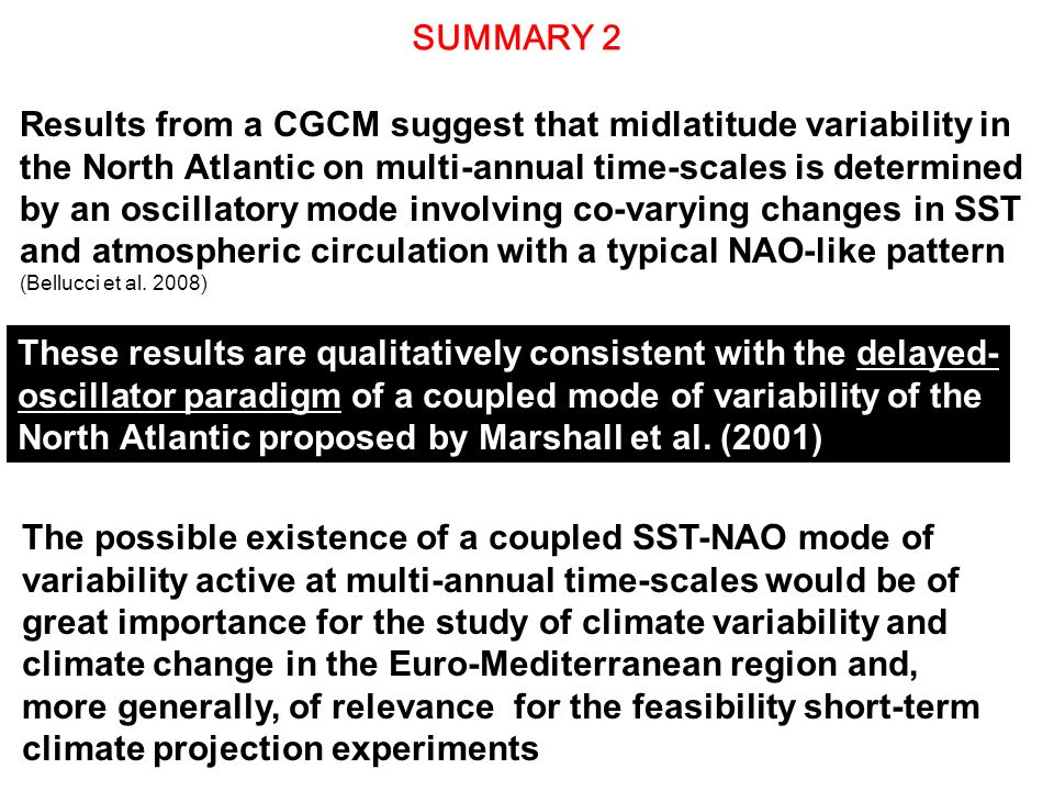 Results from a CGCM suggest that midlatitude variability in