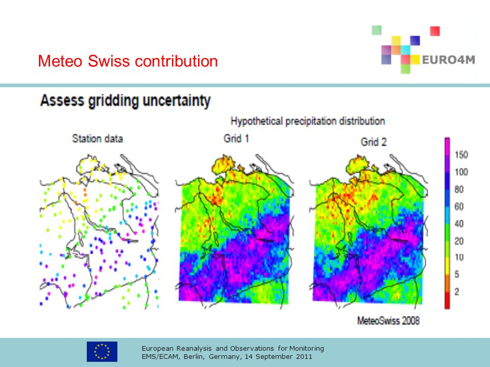 Meteo Swiss contribution
