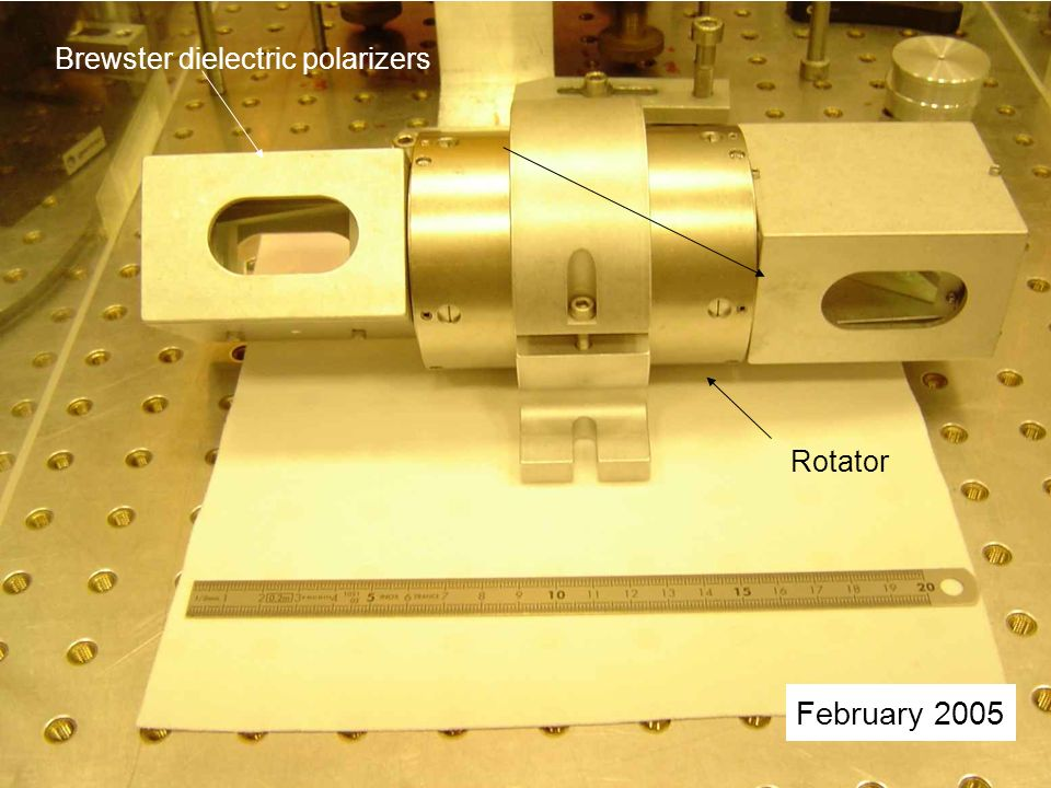 Brewster dielectric polarizers