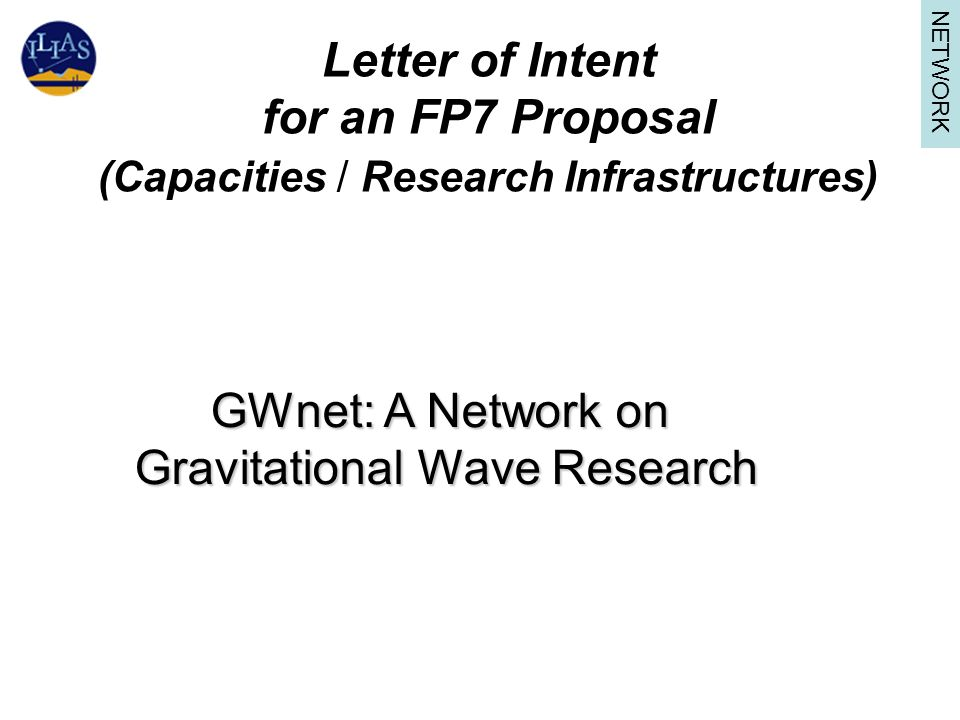 Gravitational Wave Research