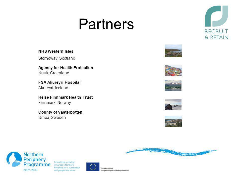 Partners NHS Western Isles Stornoway, Scotland Nuuk, Greenland