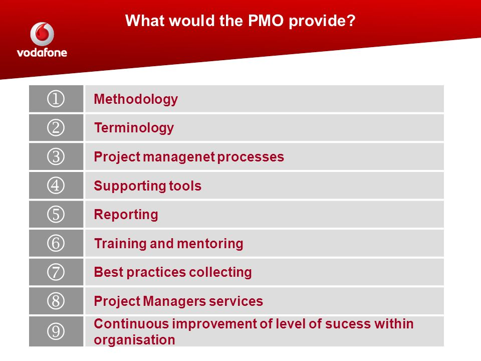 pmo project portfolio management ppt