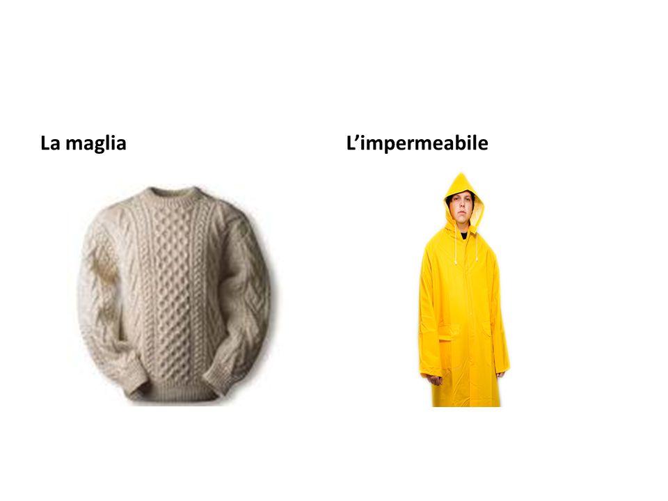La maglia L'impermeabile