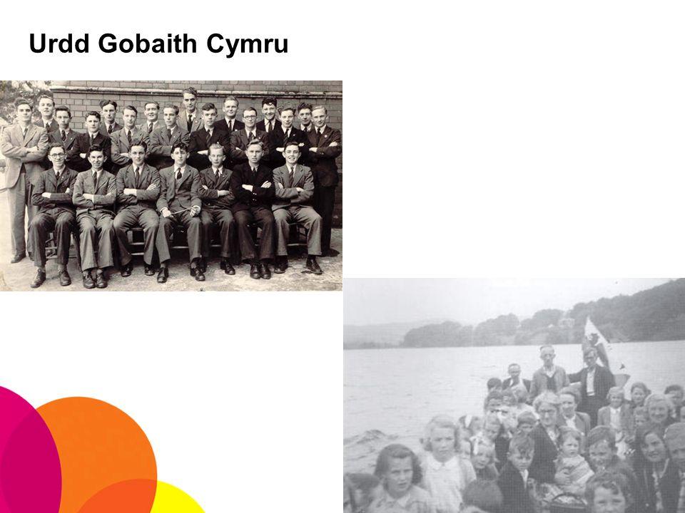 Urdd Gobaith Cymru