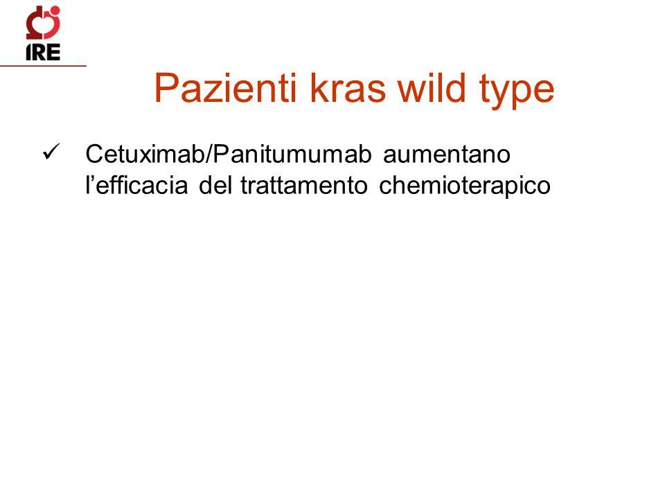 Pazienti kras wild type