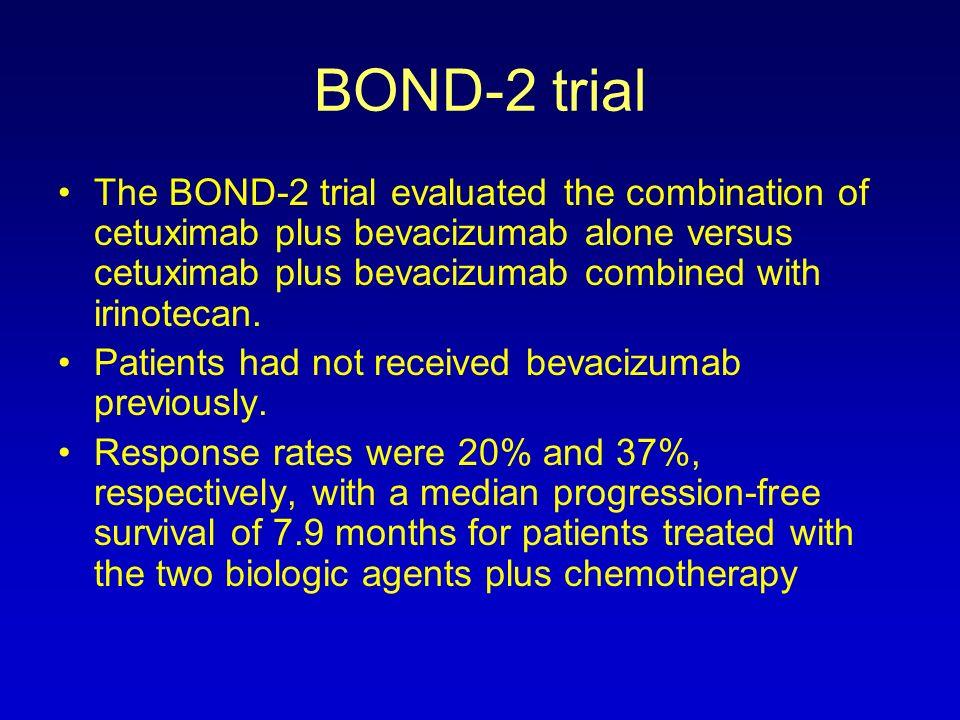 BOND-2 trial
