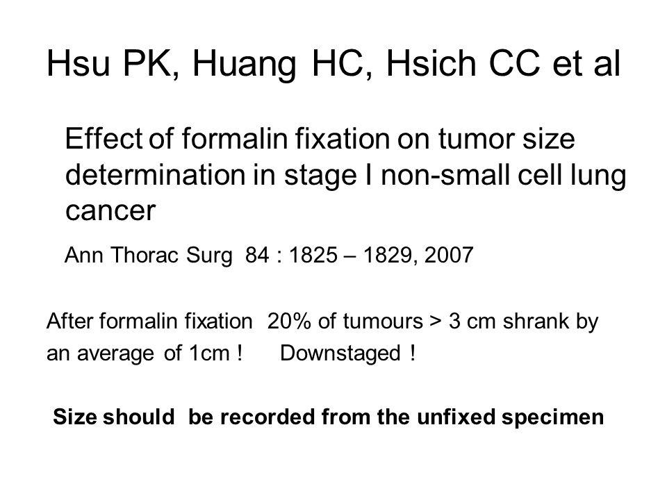 Hsu PK, Huang HC, Hsich CC et al