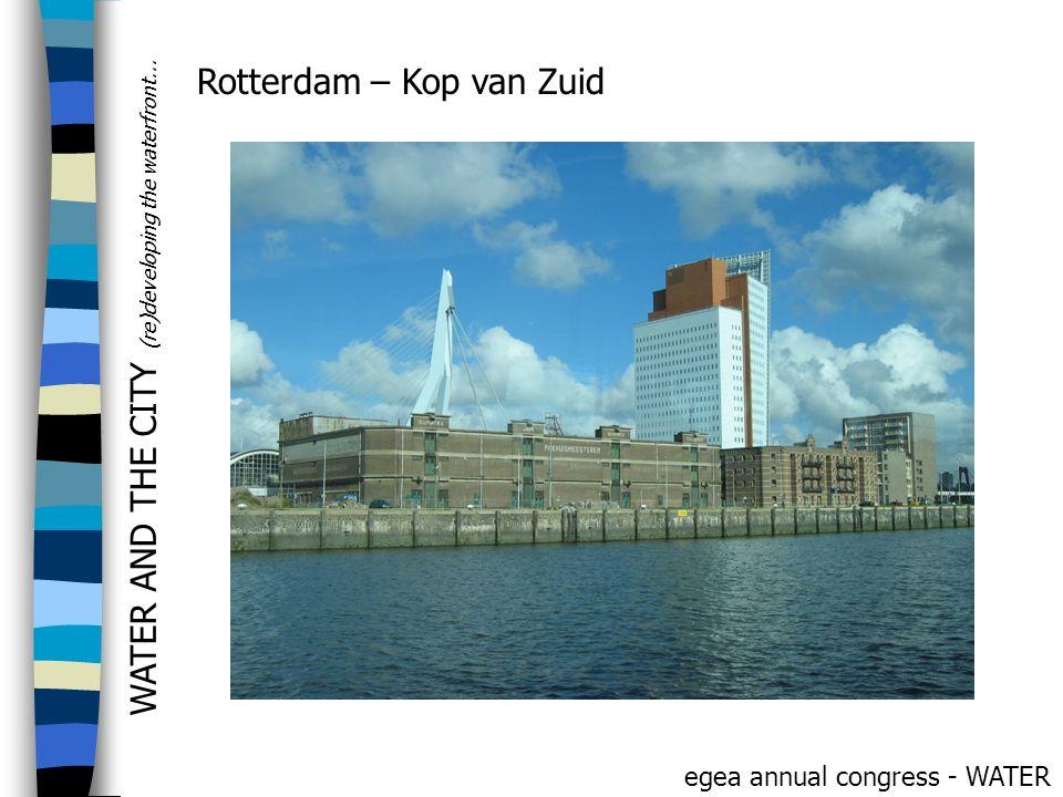 Rotterdam – Kop van Zuid