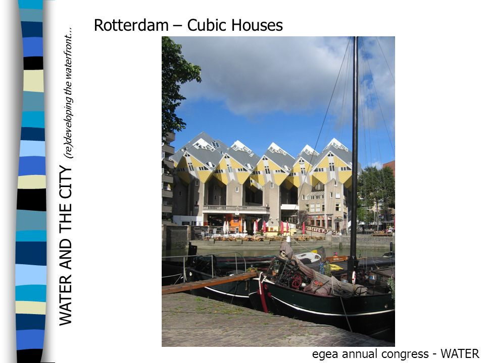 Rotterdam – Cubic Houses