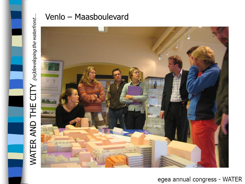 Venlo – Maasboulevard