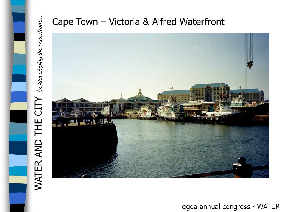 Cape Town – Victoria & Alfred Waterfront