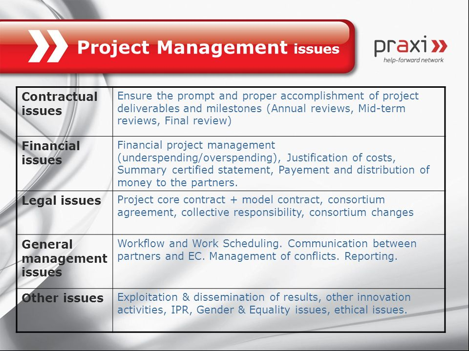 legal aspects of project management This evolution in the legal market has resulted in project management  this  allows our lawyers to be freed up to concentrate on the legal aspects of the  matter.
