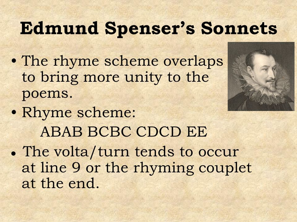 sonnet 3 by edmund spenser An analysis of the edmund spenser's sonnet 75 700 words - 3 pages edmund  spenser is one of the most widely known elizabethan poets he often put.