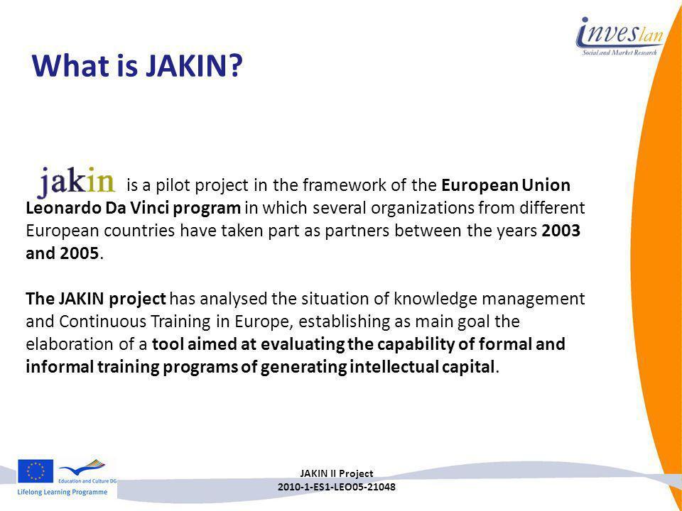What is JAKIN