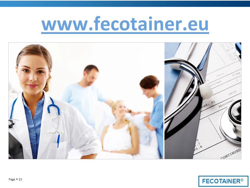 www.fecotainer.eu Page  15