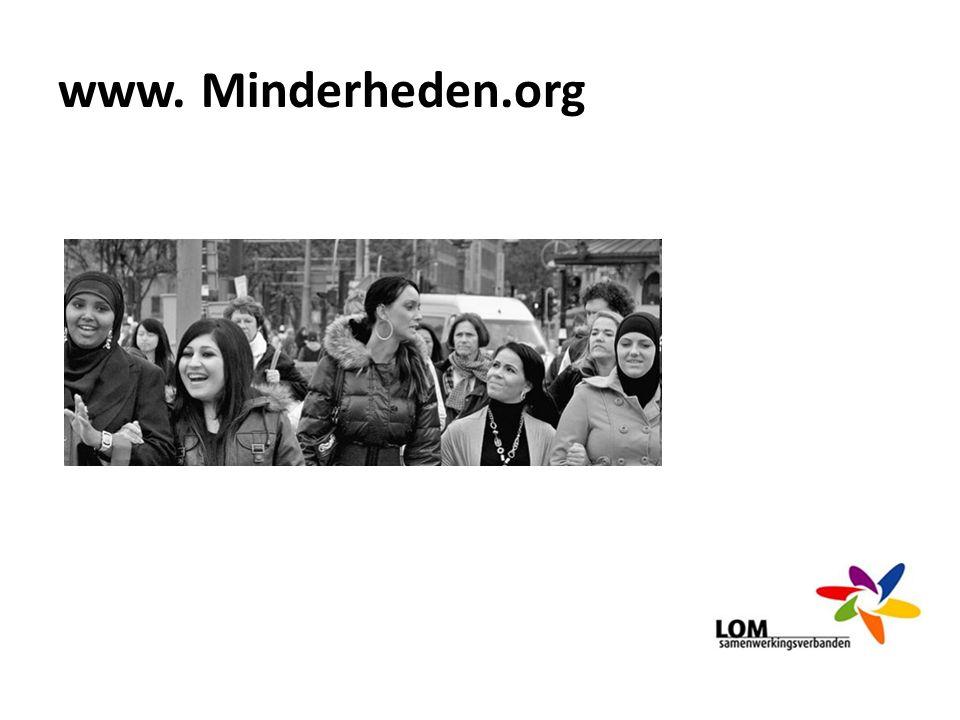 www. Minderheden.org