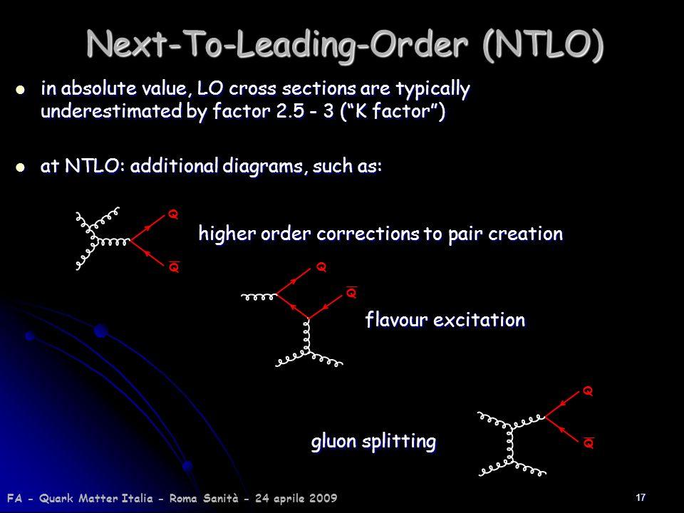 Next-To-Leading-Order (NTLO)