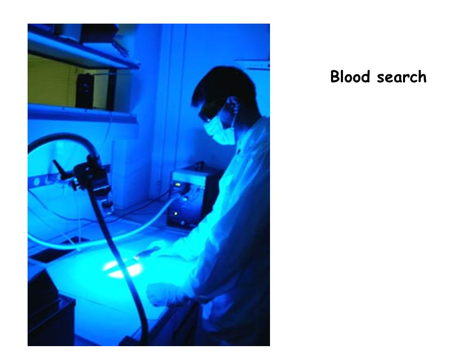 Blood search