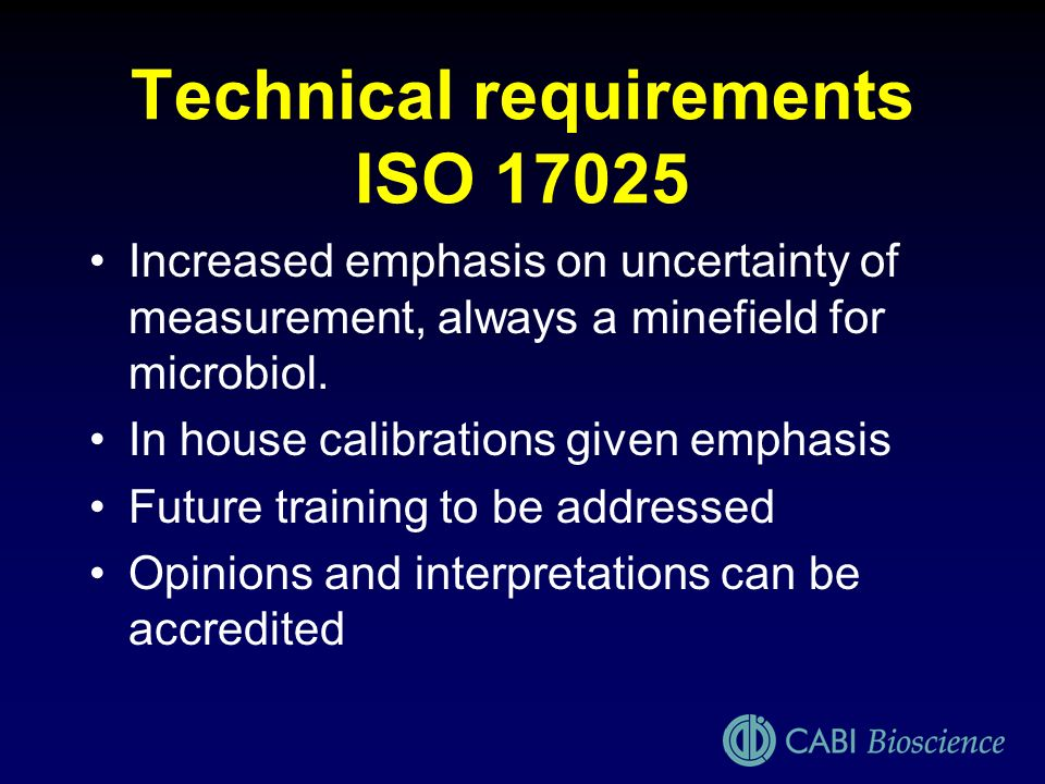 how to meet iso 17025 requirements for methods verification