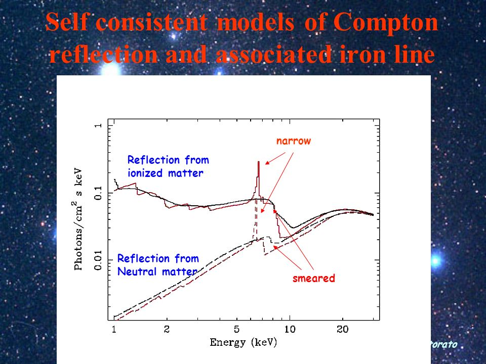Self consistent models of Compton reflection and associated iron line