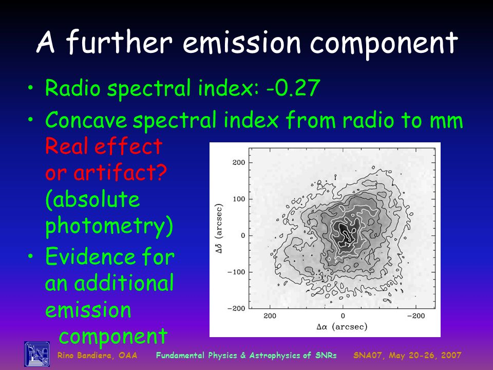 A further emission component