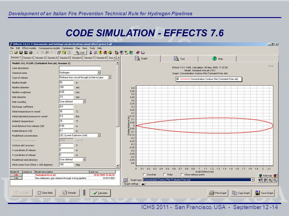 CODE SIMULATION - EFFECTS 7.6