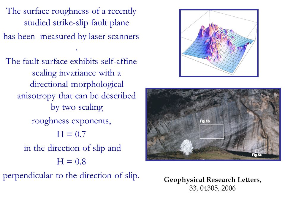 Geophysical Research Letters,