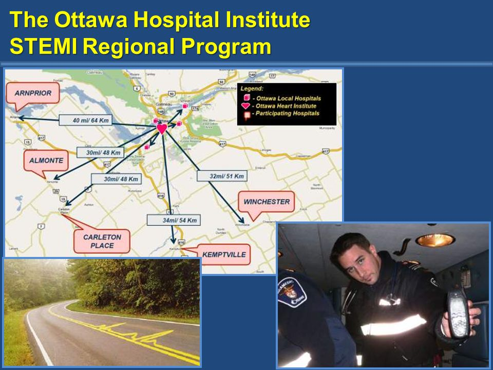 The Ottawa Hospital Institute STEMI Regional Program