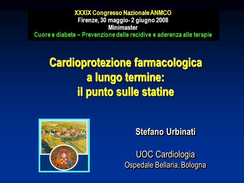Cardioprotezione farmacologica a lungo termine: il punto sulle statine