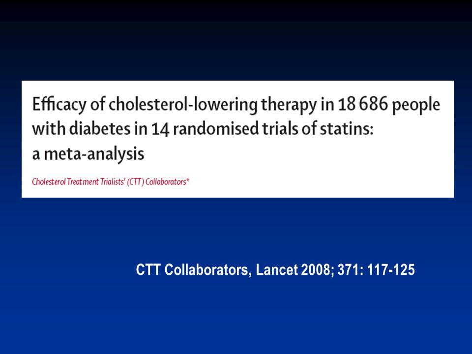 CTT Collaborators, Lancet 2008; 371: 117-125