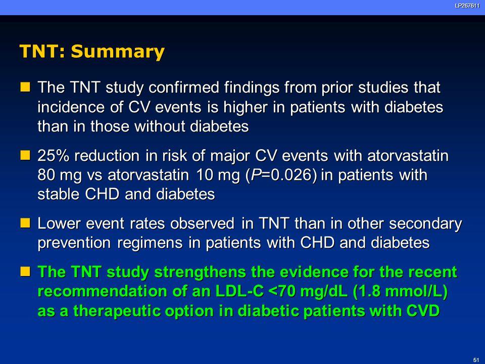 TNT: Summary