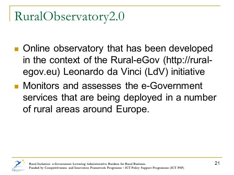 RuralObservatory2.0