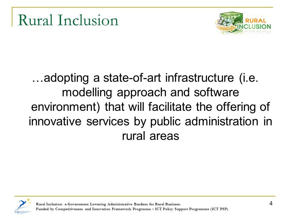 Rural Inclusion