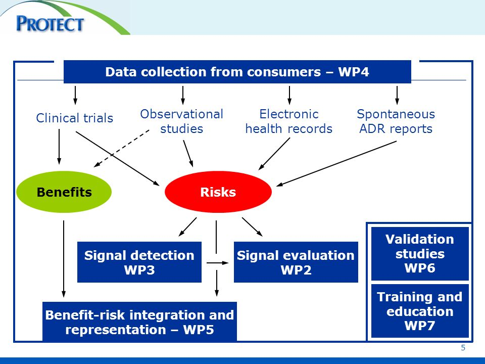 Training and education WP7 Data collection from consumers – WP4