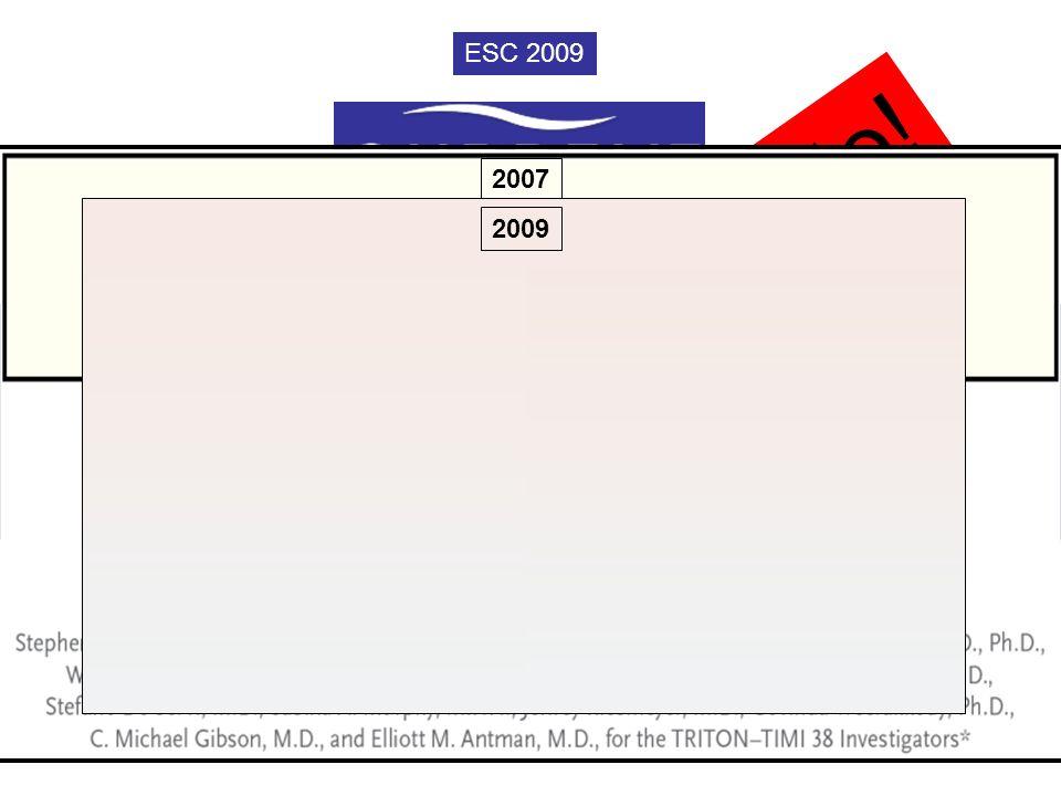 ESC 2009 2007. 2009.