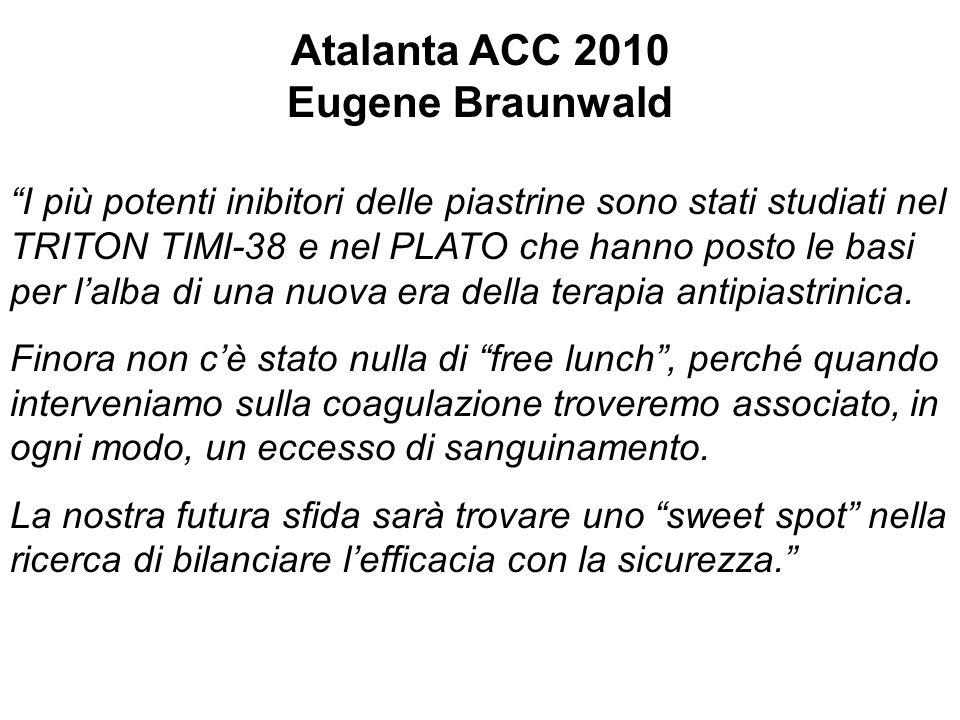 Atalanta ACC 2010 Eugene Braunwald