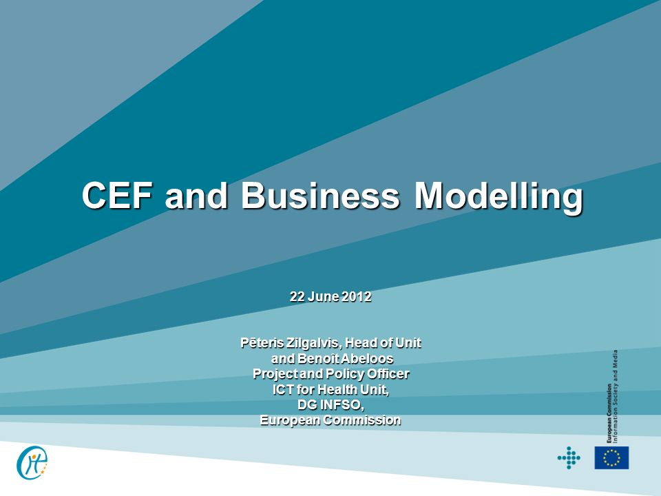 CEF and Business Modelling