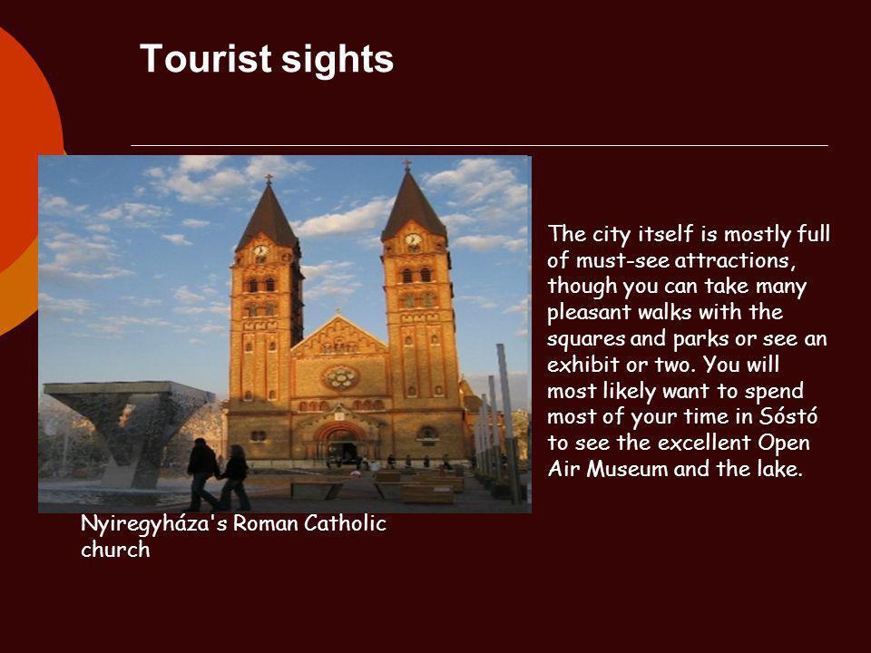 Tourist sights