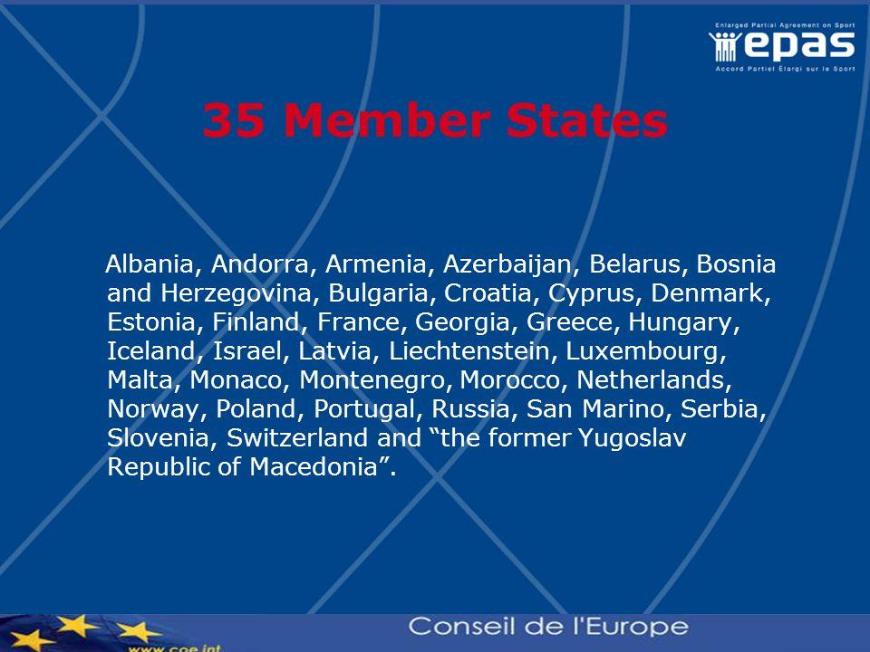 35 Member States