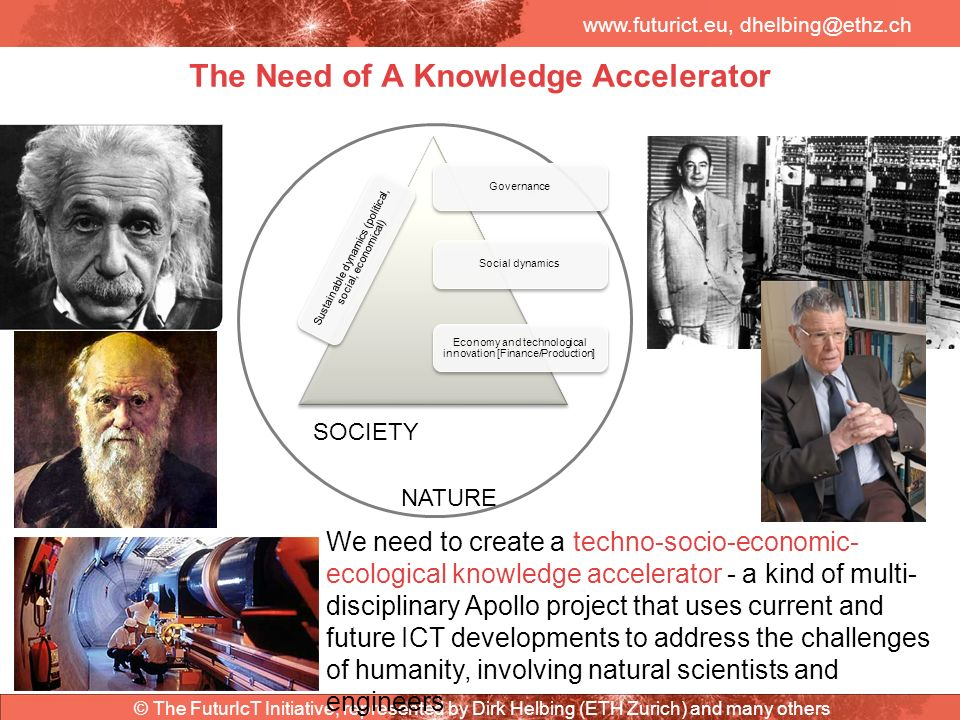 The Need of A Knowledge Accelerator