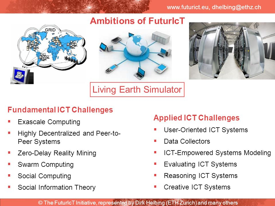 Living Earth Simulator