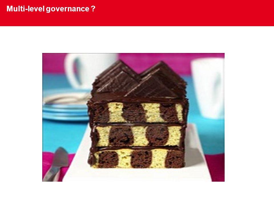 Multi-level governance