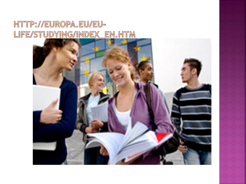 http://europa.eu/eu-life/studying/index_en.htm