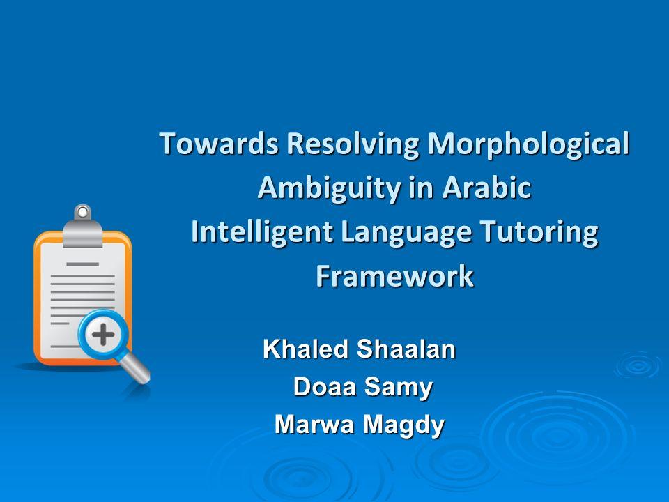 Khaled Shaalan Doaa Samy Marwa Magdy
