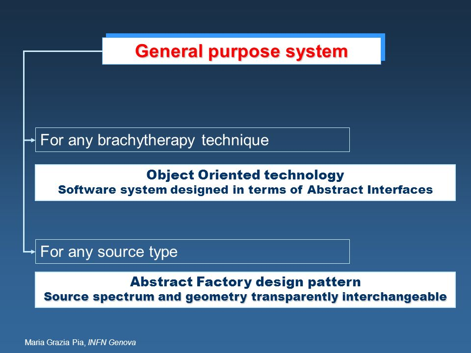 General purpose system