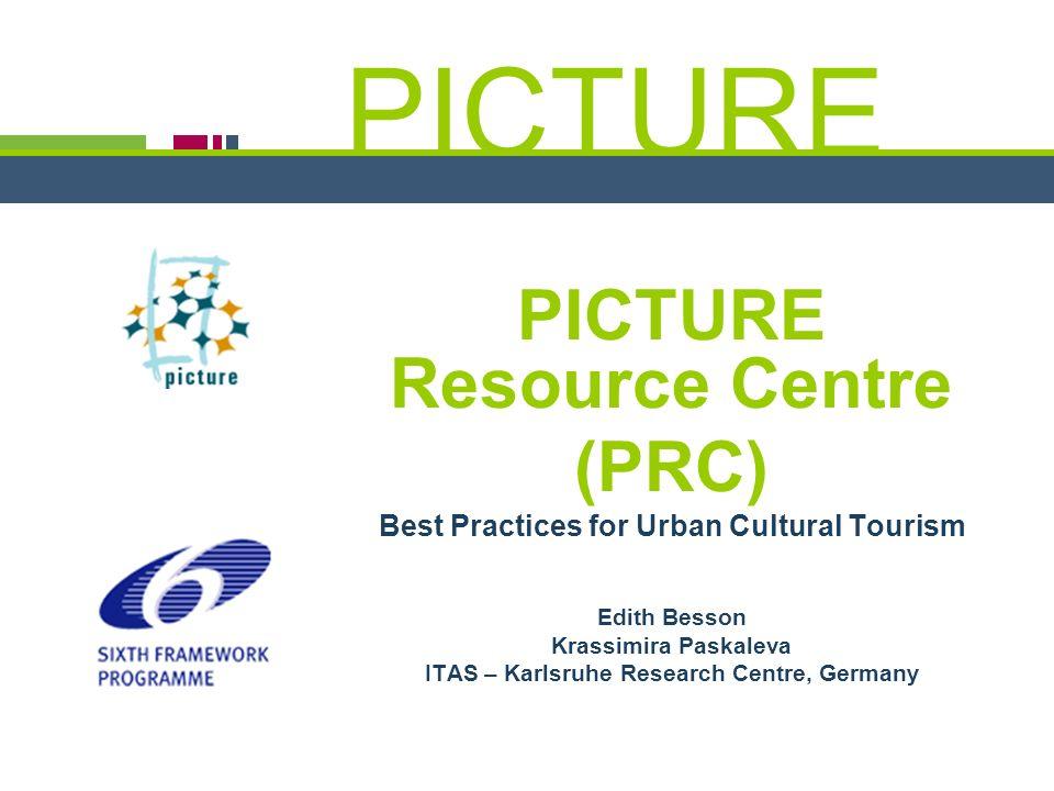 PICTURE PICTURE Resource Centre (PRC)