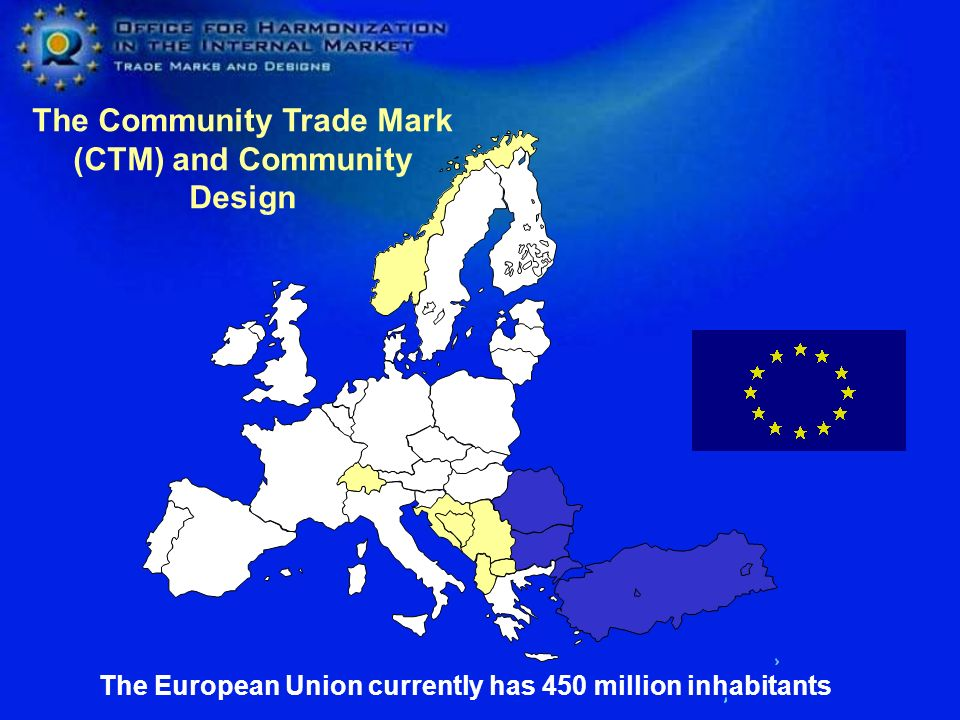 The Community Trade Mark (CTM) and Community Design