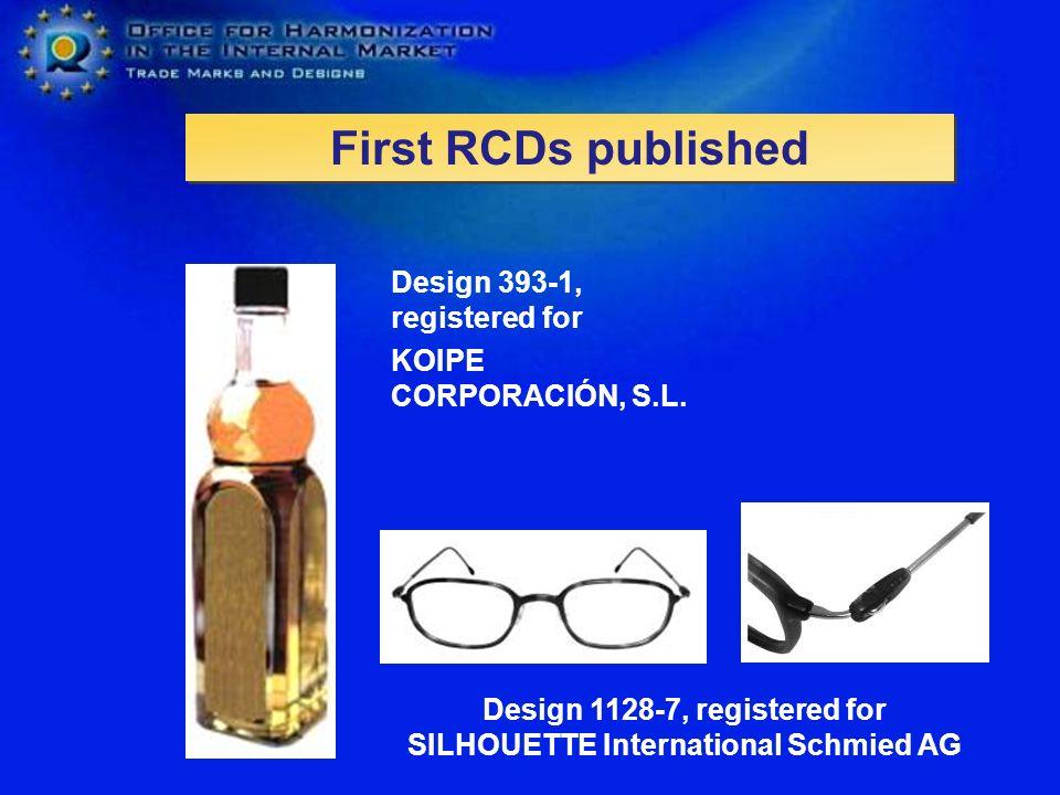 Design 1128-7, registered for